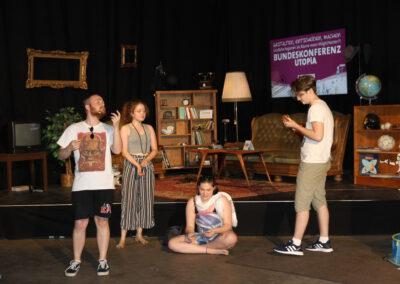 Aufführung Junges Theater Siegen