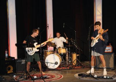 Auftritt Band Noah Appelhans